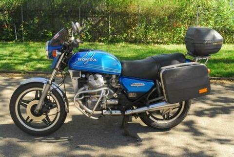 Honda CX500,