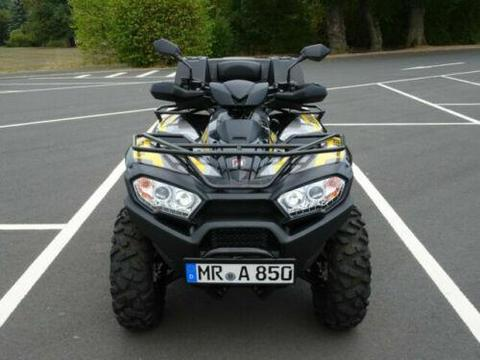 Access Motor Shade Sport 850 EPS SV