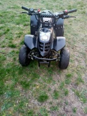 Quad 125 er, Bigfoot Quad