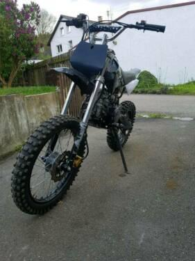 Pitbike Dirt Bike Cross 125ccm