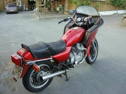 Honda GL500 Güllepumpe