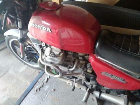 Honda CX500 (Güllepumpe) 1984 Oldtimer