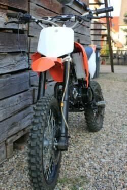 Pitbike 125ccm cross xmoto dirtbike