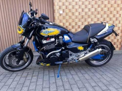 Honda X4 / CB 1300