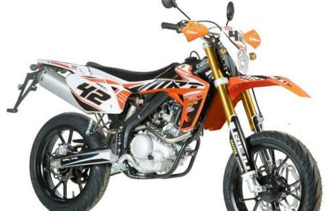 SM Supermoto Enduro Cross 125ccm 15PS