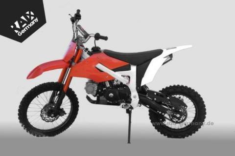 TOP Modell Pitbike Cross 125 ccm KXD 612A PRO 2018 AUTOMATIK NEU