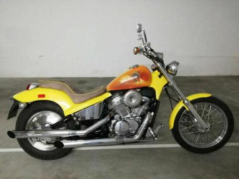 Honda Shadow VT 600 C